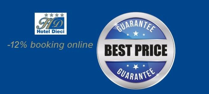 Best price Hotel dieci milano